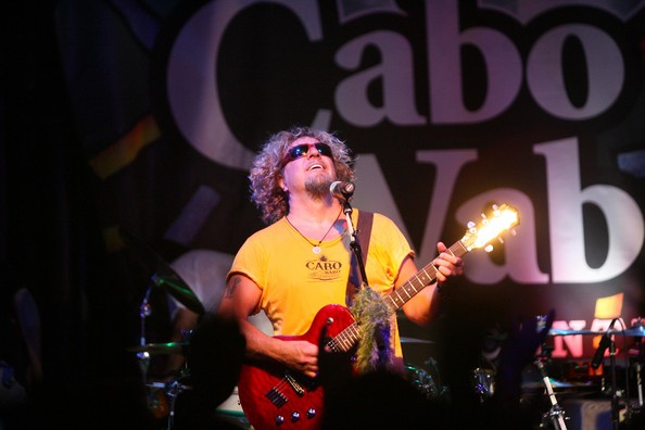 Sammy Hagar in Cabo